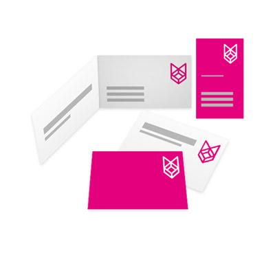 Visitenkarten (Beispiel als Varianten)