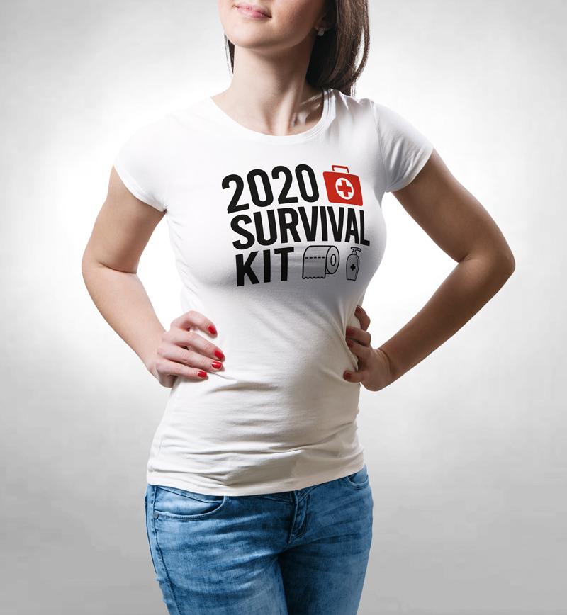 2020 Corona T-shirt